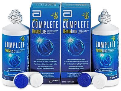 Complete RevitaLens Solução 2x360ml