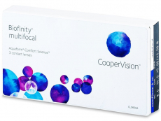 Biofinity Multifocal (3lentes)