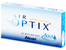 Air Optix Aqua (3 lentes)