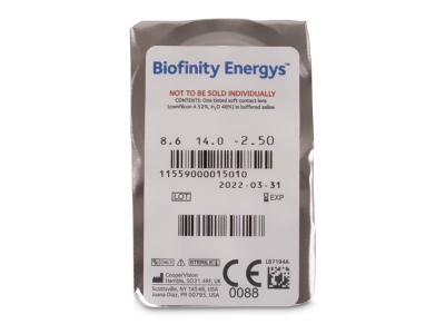Biofinity Energys (6 lentes)