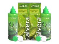 alensa.pt - Lentes de contacto - Solução Alvera 2x350 ml