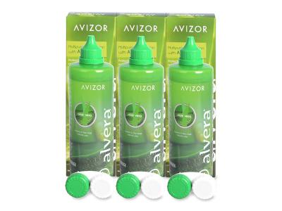 Solução Alvera 3x 350 ml