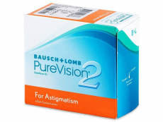 PureVision 2 for Astigmatism (6lentes)
