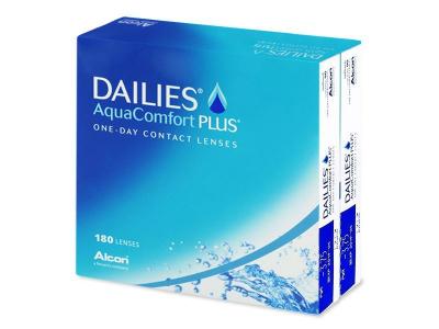 Dailies AquaComfort Plus (180lentes)