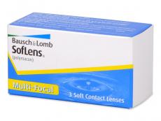 SofLens Multi-Focal (3lentes)