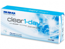 Clear 1-Day (30 lentes)