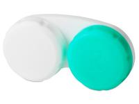 alensa.pt - Lentes de contacto - Estojo Verde & Branco