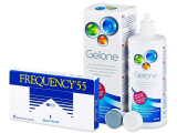 alensa.pt - Lentes de contacto - Frequency 55 (6lentes)