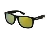 Óculos de Sol Alensa Desporto Espelhado Dourado