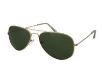 alensa.pt - Lentes de contacto - Óculos de Sol Alensa Pilot Dourado
