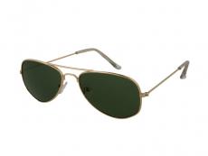 Óculos de Sol Infantil Alensa Pilot Dourado