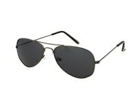 alensa.pt - Lentes de contacto - Óculos de Sol Infantil Alensa Pilot Ruthenium