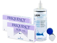 alensa.pt - Lentes de contacto - FREQUENCY XCEL TORIC XR (2x3lentes)