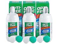 OPTI-FREE Express Solução 3x355ml