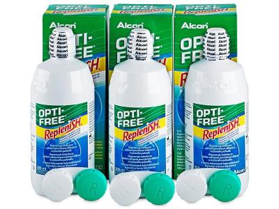 OPTI-FREE RepleniSH Solução 3x300ml