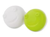alensa.pt - Lentes de contacto - Estojo de Lente com Limpador Vibratório - Verde