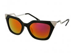 Óculos de Sol Alensa Borboleta Espelhado Brilhante