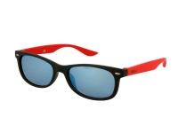 alensa.pt - Lentes de contacto - Óculos de Sol Infantil Alensa Desporto Espelhado Vermelho