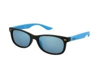 alensa.pt - Lentes de contacto - Óculos de Sol Infantil Alensa Desporto Espelhado Azul
