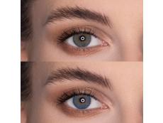 Lentes de Contacto Azul com correção Air Optix (2lentes)