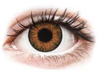 alensa.pt - Lentes de contacto - Lentes de Contacto Cor de Mel com correção - Air Optix Colors