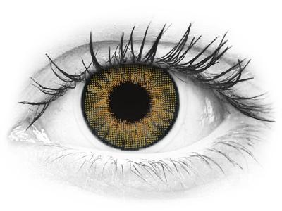 Lentes de Contacto Pure Hazel - Air Optix Colors (2lentes)