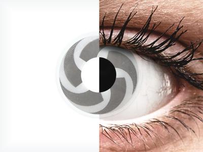 Lentes de Contacto Crazy Lens Blade - ColourVUE (2 lentes)