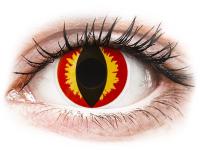 alensa.pt - Lentes de contacto - Lentes de Contacto Crazy Lens Olhos de Dragão Dragon Eyes - ColourVUE