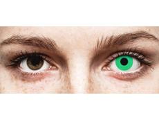 Lentes de Contacto Crazy Lens Verde Esmeralda  - ColourVUE (2 lentes)