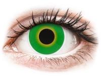 alensa.pt - Lentes de contacto - Lentes de Contacto Crazy Lens Verde Green Hulk - ColourVUE