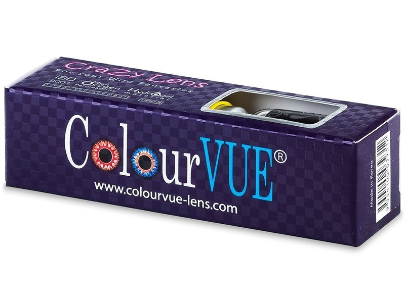 Lentes de Contacto Crazy Lens Kakashi - ColourVUE (2 lentes)