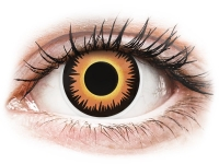 alensa.pt - Lentes de contacto - Lentes de Contacto Crazy Lens Lobisomem Laranja Orange Werewolf - ColourVUE