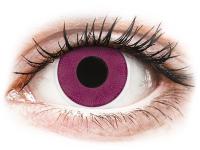 alensa.pt - Lentes de contacto - Lentes de Contacto Crazy Lens Roxo - ColourVUE