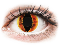 alensa.pt - Lentes de contacto - Lentes de Contacto Crazy Lens Olhos de Sauron Sauron Eyes - ColourVUE