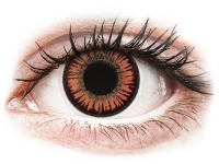 alensa.pt - Lentes de contacto - Lentes de Contacto Crazy Lens Vampire - ColourVUE