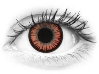 Lentes de Contacto Crazy Lens Vampire - ColourVUE (2 lentes)