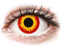 alensa.pt - Lentes de contacto - Lentes de Contacto Crazy Lens Incêndio Wildfire - ColourVUE