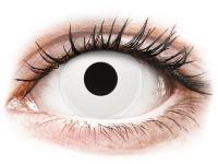 alensa.pt - Lentes de contacto - Lentes de Contacto Crazy Lens WhiteOut com correção - ColourVUE