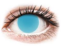 alensa.pt - Lentes de contacto - Lentes de Contacto Crazy Glow Azul Elétrico - ColourVUE