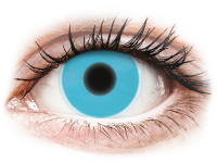 alensa.pt - Lentes de contacto - Lentes de Contacto Crazy Glow Azul - ColourVUE