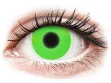 alensa.pt - Lentes de contacto - ColourVUE Crazy Glow Green - sem correção