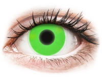 alensa.pt - Lentes de contacto - Lentes de Contacto Crazy Glow Verde - ColourVUE