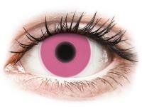 alensa.pt - Lentes de contacto - Lentes de Contacto Crazy Glow Rosa - ColourVUE