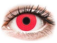 alensa.pt - Lentes de contacto - Lentes de Contacto Crazy Glow Vermelha - ColourVUE