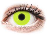 alensa.pt - Lentes de contacto - ColourVUE Crazy Glow Yellow - sem correção