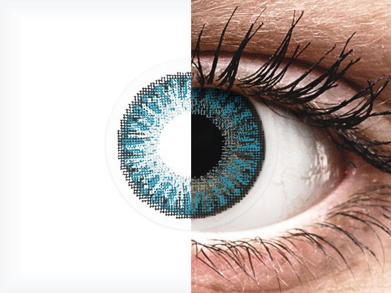 TopVue Color daily - Blue - sem correção (10lentes)