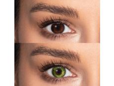 TopVue Color daily - Fresh Green - sem correção (10lentes)