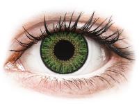 alensa.pt - Lentes de contacto - TopVue Color daily - Green - sem correção
