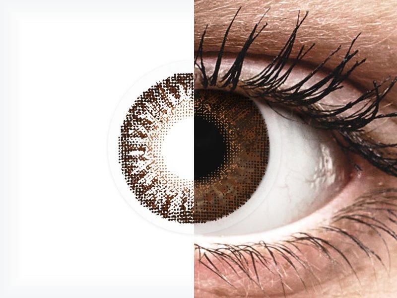 TopVue Color - Brown - com correção (2lentes)