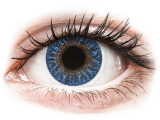 alensa.pt - Lentes de contacto - TopVue Color - True Sapphire - com correção